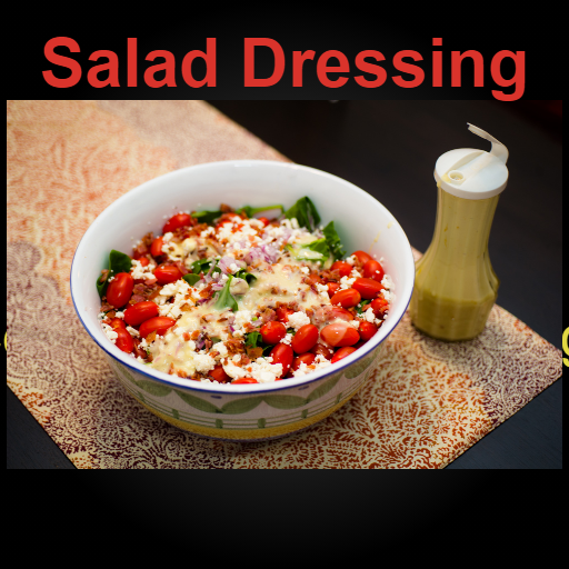 Salad Dressing Recipes icon