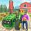 Offroad Farm Transport: Tractor & Mini Truck Drive Apk Update Unlocked