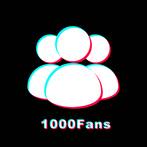 1000Fans - Get tic Followers & Likes for TikTok icon