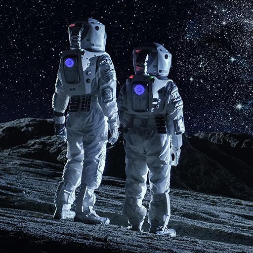 Space Videos For Kids icon