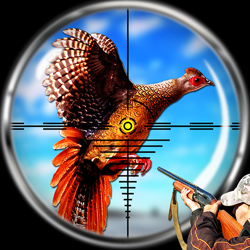 Pheasant Bird Hunting: Wings Sniper Shooting 2018 icon