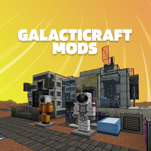 Galacticraft Mod for Minecraft PE icon