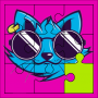 Cat Cosplay Puzzles & Pet Jigsaw – Rompecabezas Apk Update Unlocked