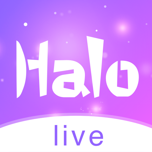 Halo Live - Free Voice Chat Rooms icon