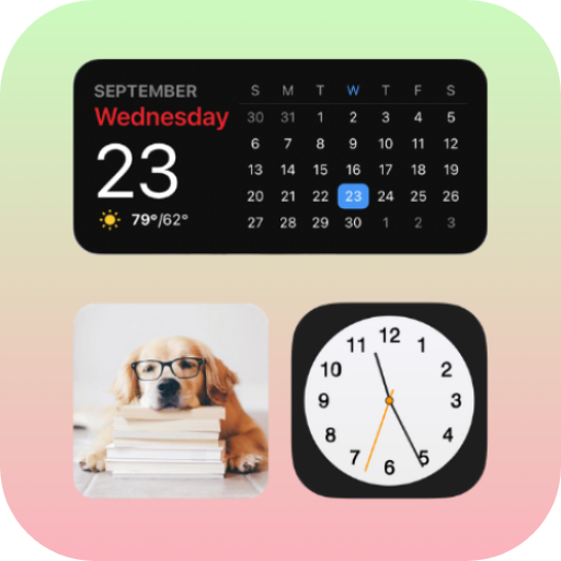 Widgets iOS 14 - Color Widgets icon