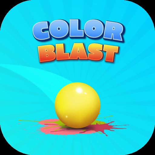 Color Blaster 3D icon