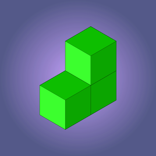 Sticky Cubes icon