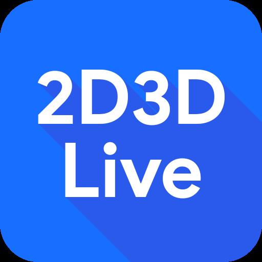 2D3D Live Update   2d3dapp : Thai VIP icon