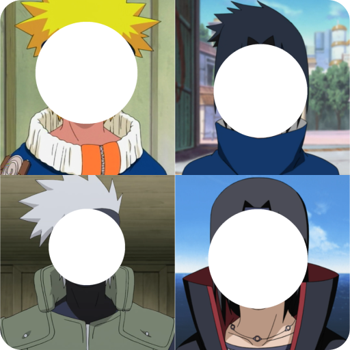 Ninja Anime: Guess the Characters Quiz Free Game icon