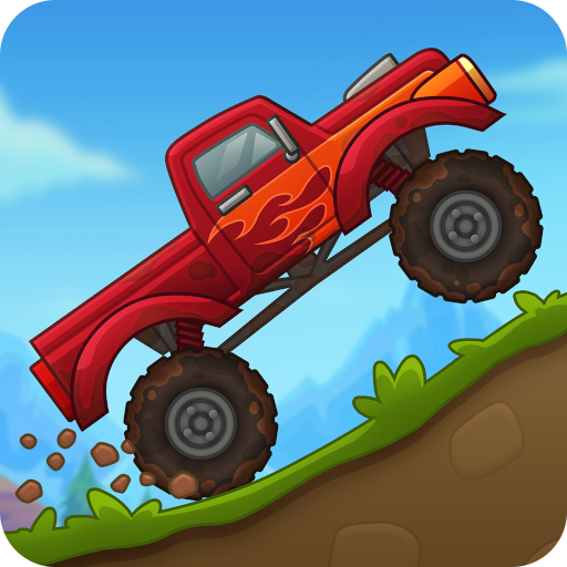 King of Climb - Hill Climber Offroad Monster truck icon
