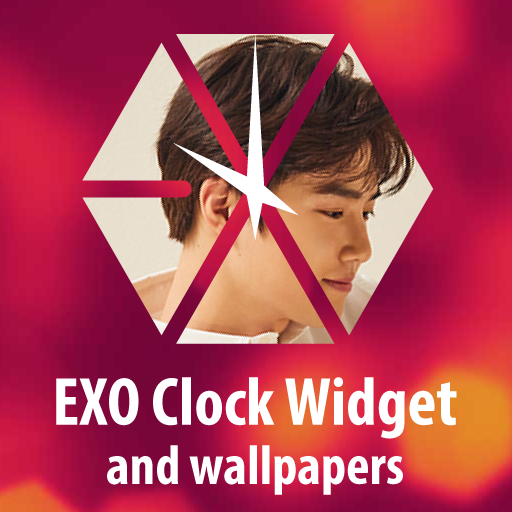 Exo Clock Widget icon