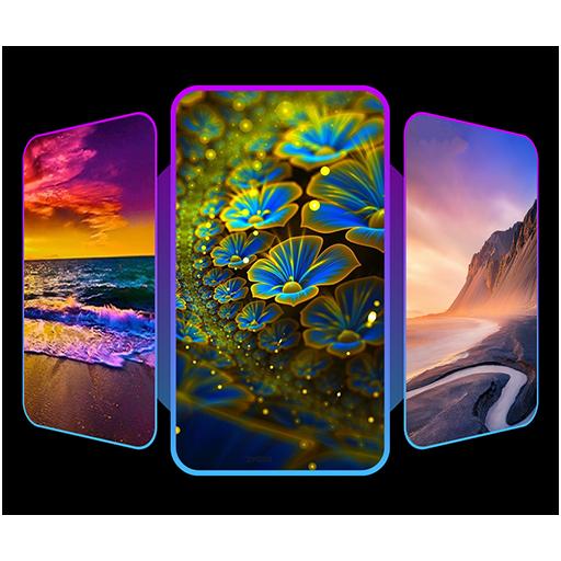 HD & 4K Wallpaper (Beautiful Backgrounds) icon