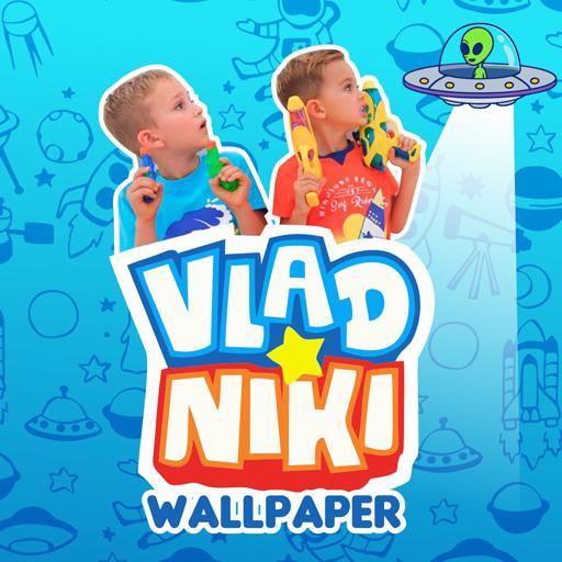 Vlad and Niki Wallpaper HD icon