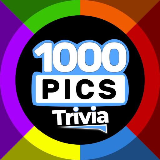 1000 Pics Quiz: Guess Trivia Game icon