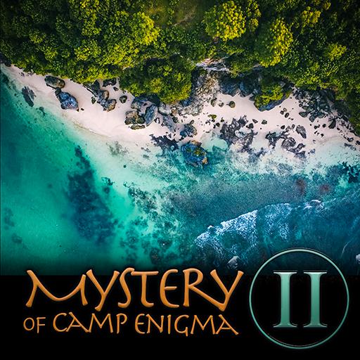 Camp Enigma 2: Point & Click Puzzle Adventure icon