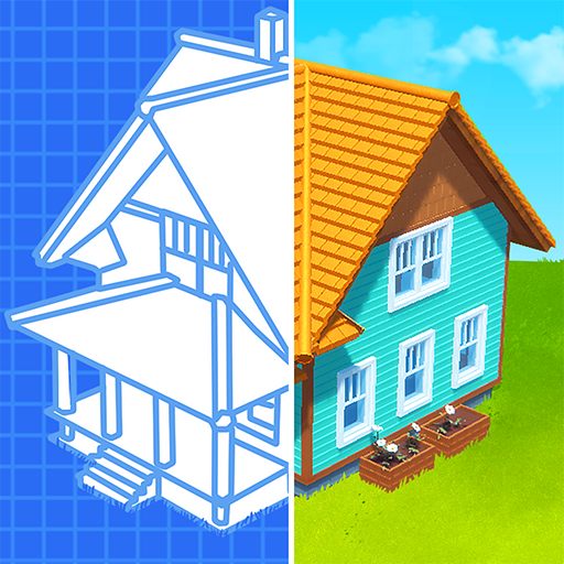 My Home My World: Design Games icon