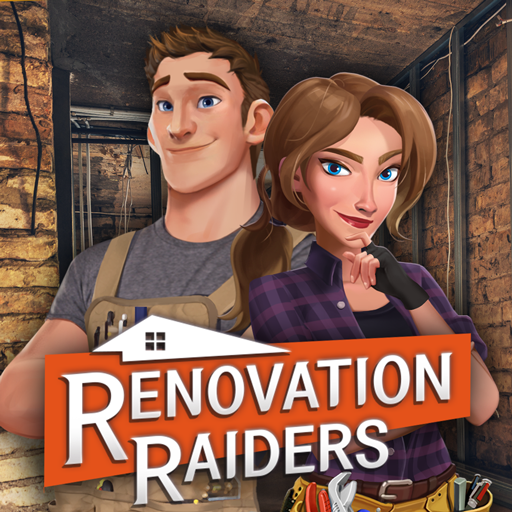 Home Design Game : Renovation Raiders icon