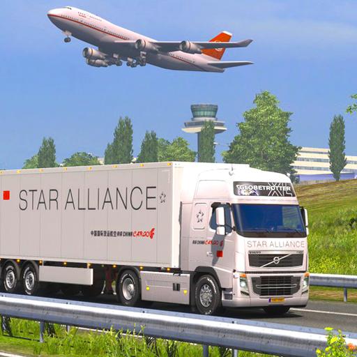 Euro Cargo Truck Simulator 2020 : Driving Master icon