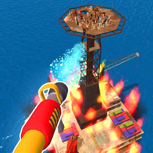 Water Gun 3D icon