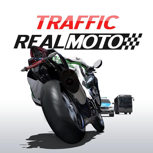 Real Moto Traffic icon