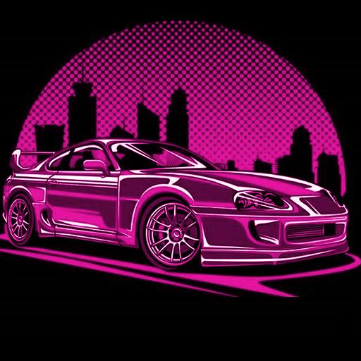 Car Simulator Supra icon