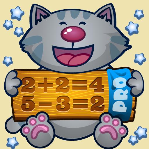 Mathematics and numerals: (pro) icon
