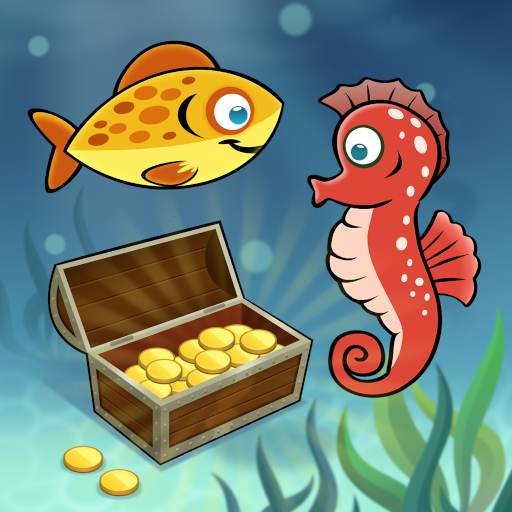 SeaNumbers - learning app for children icon