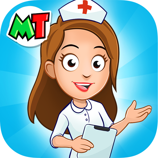 My Town : Hospital and Doctor Games for Kids icon