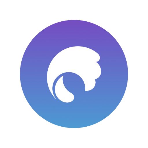 Purple Tides icon