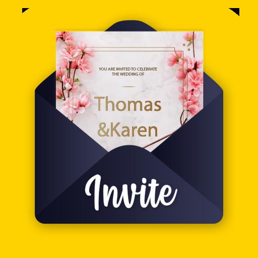 Party Invitation Cards Maker icon