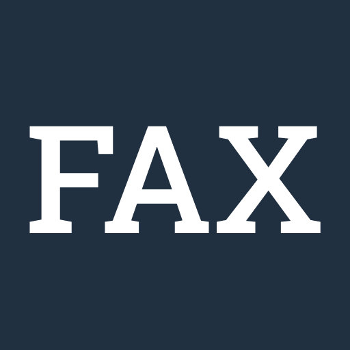 Send Fax on Android icon