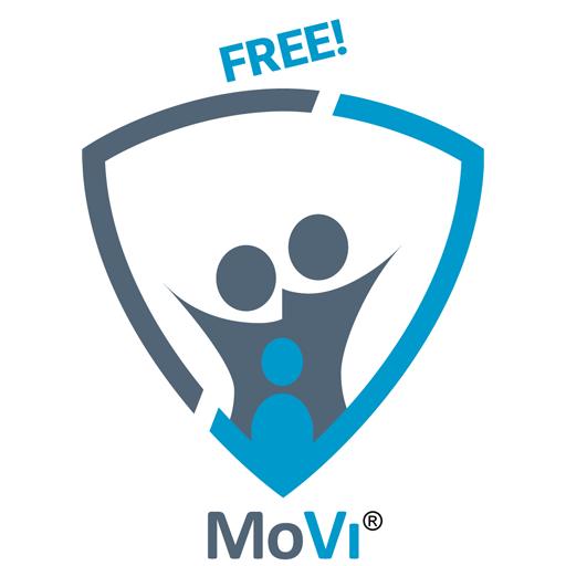 MoVi Parental Control App for Child Monitoring icon