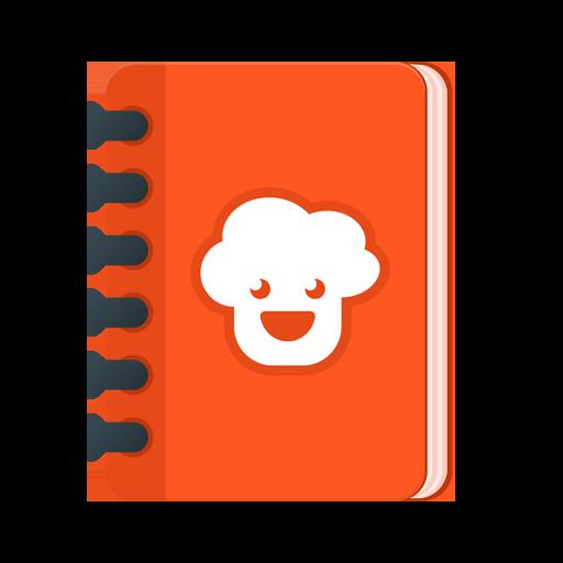 ChefBook - Recipe Book & Shopping List icon