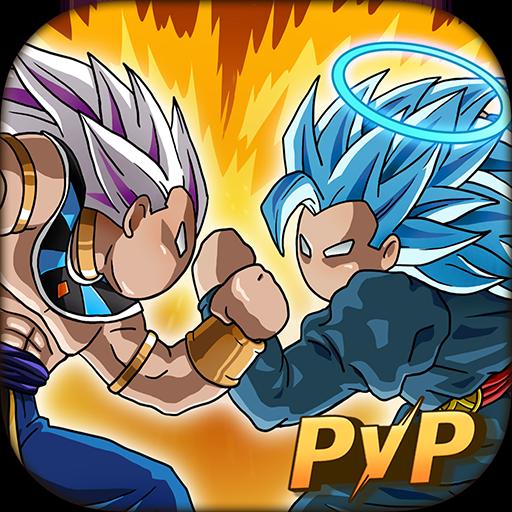 Stickman PvP Online - Dragon Shadow Warriors Fight icon