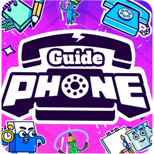 Gartic Phone : Draw and Guess Helper icon