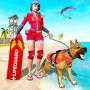 Lifeguard Dog Beach Rescue Simulator 2022 Apk Update Unlocked