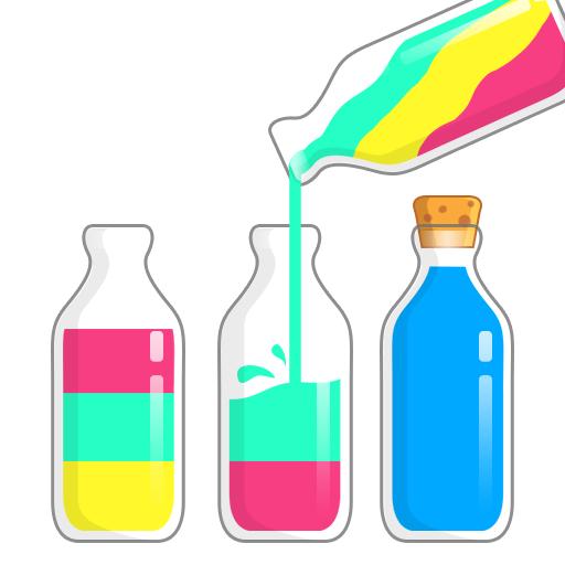 SortPuz - Water Sort Color - Sorting Game icon
