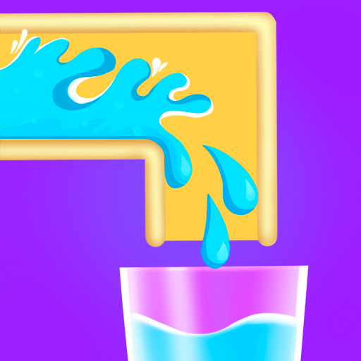 Move the Water icon