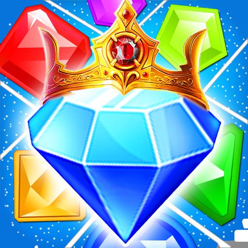 Jewel Blast Hero - Match 3 Quest icon