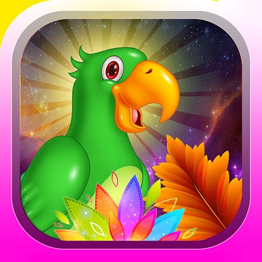 Kavi Escape Game 669 - Delightful Parrot Escape icon