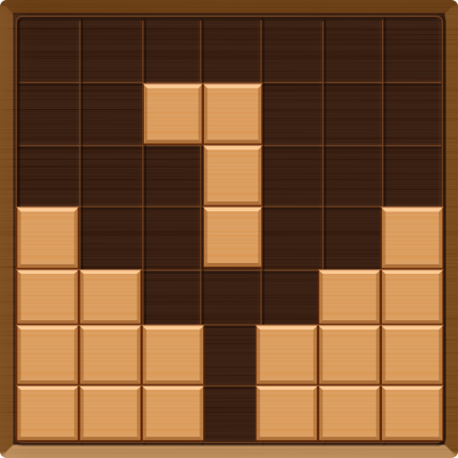 Block Puzzle - classic wood block puzzle game icon