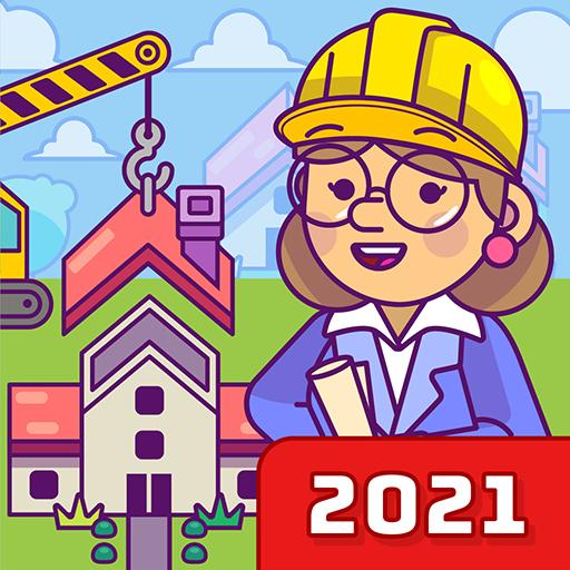 Puzzle Town - Tangram Puzzle City Builder icon