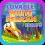 Lovable White Pelican Escape – Best Escape Games Apk Update Unlocked