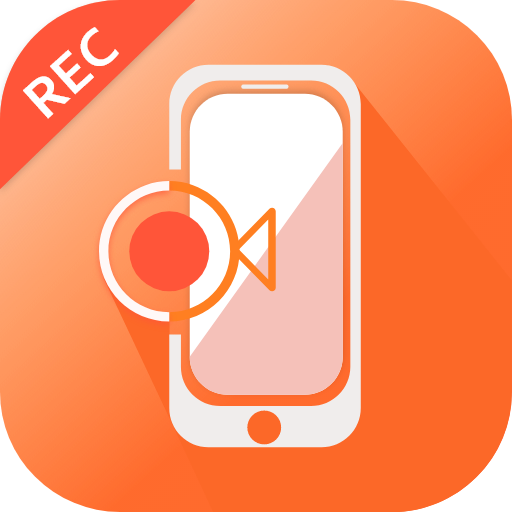 Screen Recorder, Video Recorder, Video Editor icon