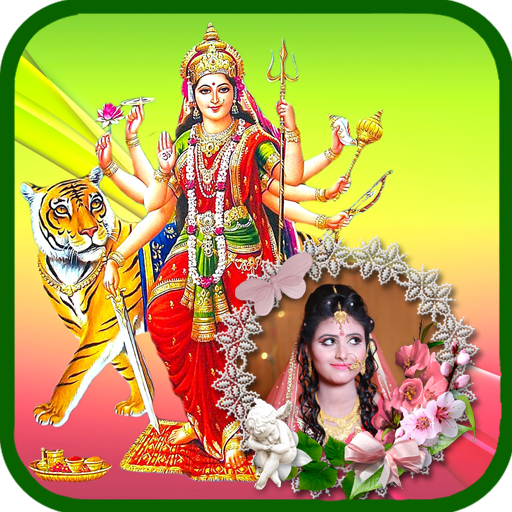 Durga Mata Photo Frames icon