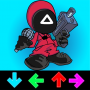 FNF Squid game Mod Apk Update Unlocked